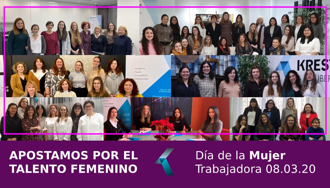 El Día de la Mujer de hoy, por la mujer de mañana