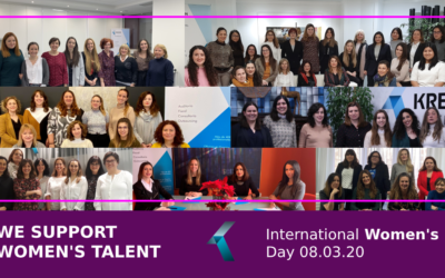 International Women's Day, for the women of tomorrow
